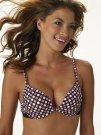 La Senza cotton lace push-up bra
