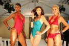 Rachel Hunter Swimwear Beachwear collection 2007