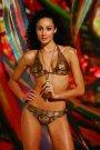 Mar egue inca gold halter bikini
