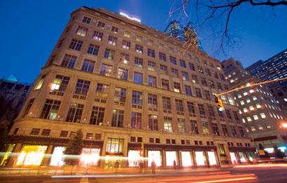 Saks Fifth Avenue NYC Intimate Apparel Week