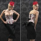 Angelic Weapons Bustle Bow Skirt