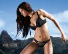 Jennifer Lamiraqui lingerie Valisere bra black