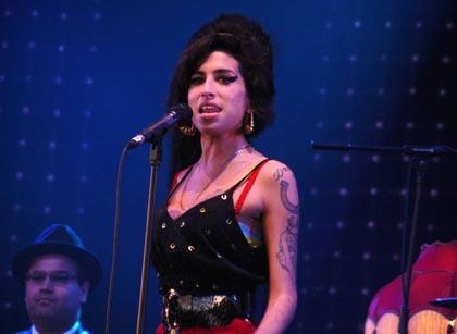 Amy Winehouse Flirt Bra