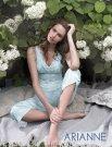 Arianne Cecilia V-neck camisole