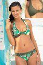 Jennifer Lamiraqui Green Bikini Prints