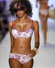 Jessica Simpson Swimwear Floral Print Bikini