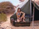 Miranda Kerr Halter Bandeau Seafolly Bikini