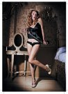 Playful Promises Lingerie Silk Set