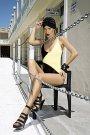 Jane Pain latin swimsuit