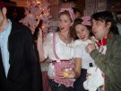 Ophelia Fancy party pic maids