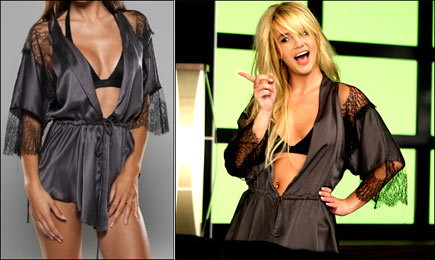 britney letters of marque lingerie