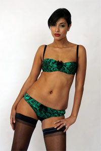 Andrea Billard Evangeline lingerie set