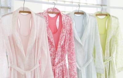 Robes by Pine Cone Hill Sleepwear