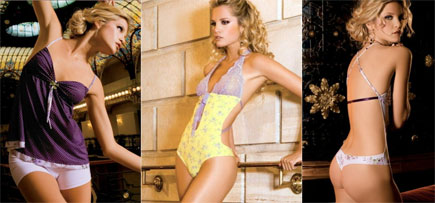 EA Lingerie Queens Glam Collection