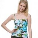 Popina Swimwear Anabel Brown Floral