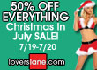 Christmas In July Lingerie