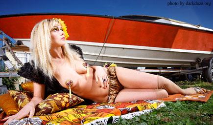 Ophelia Fancy Ello Tiger