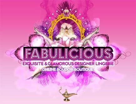 Fabulicious Online Boudoir Boutique