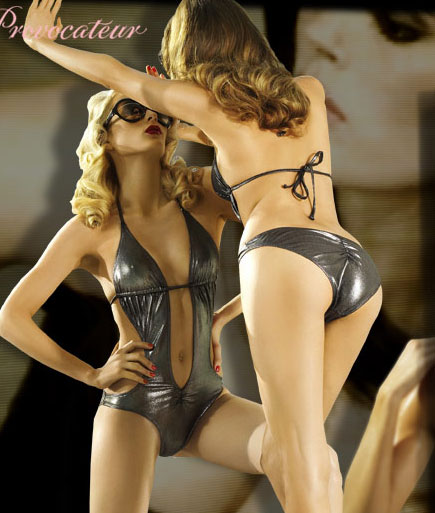 Agent Provocateur Crystal One-Piece
