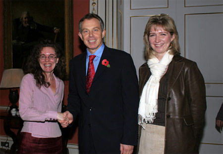 Known Knockers and Tony Blair