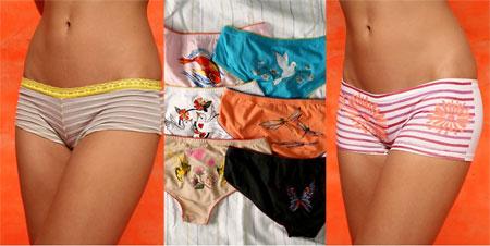 Free People Panties
