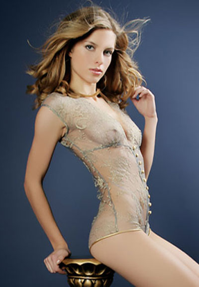 French Solstiss Lace Body