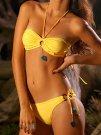 Tapwater Metal Bandeau Bikini
