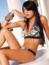 Live in CYN Silver Lake Halter Bikini