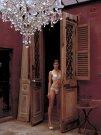Trefle Spring Summer 2008 white lingerie set