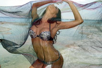 Cotton Club Savage Padded Bikini