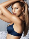 Victorias Secret Biofit Bra Navy Blue