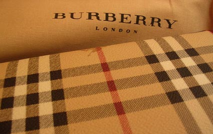 burberry print