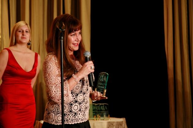 CILA Gala Award Ceremony - Carol Malony - Best Coordinated