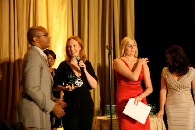 CILA Gala Award Ceremony - Claire Pettibone - Best Nightwear
