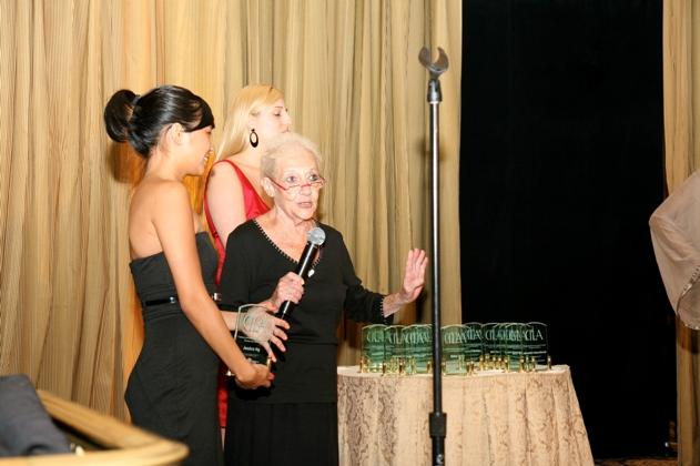 CILA Gala Award Ceremony - Jessica Ng - Graduating Designer of the Year
