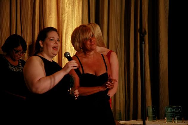 CILA Gala Award Ceremony - Tia Lyn - Best Plus Size