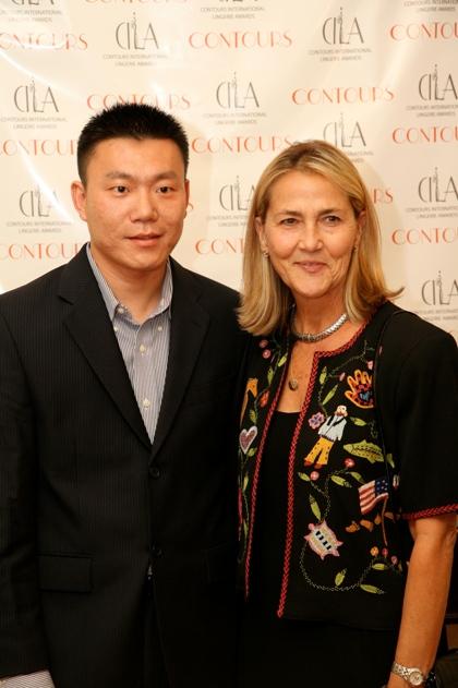 CILA Gala Red Carpet - Keng Zhang and Marcia Shally - Affinitas Intimates