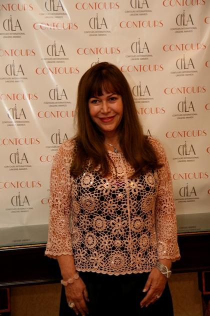 CILA Gala Red Carpet - Designer Carol Malony
