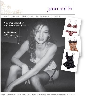 Journelle Web Store