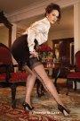 Diamond Backseam stockings at Secrets in Lace