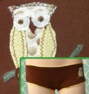 Owl Knickers from Recontructionist at Etsy.com