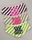 Juicy Couture Lollipop Box Boyshorts