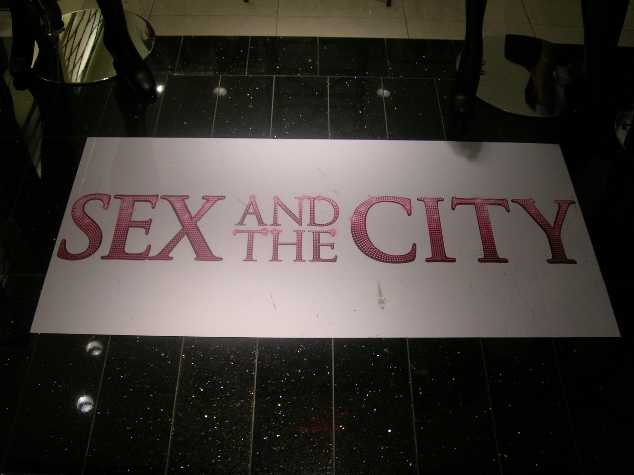 Cosabella Sex and the City Launch Party