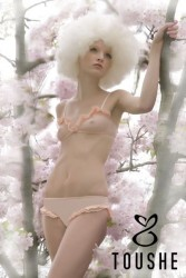 Toushe Candy Floss Lingerie Collection