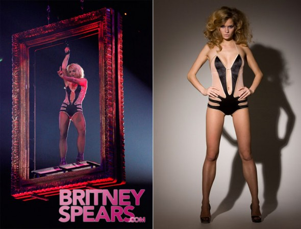 Britney Spears, Lascivious Candy
