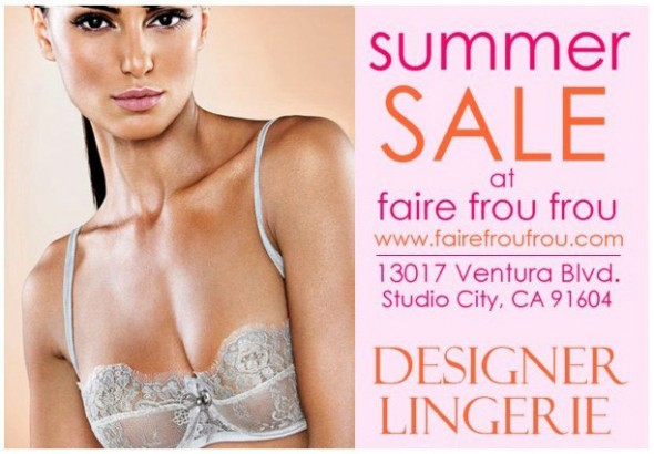 Faire Frou Frou Summer Sale