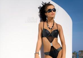 Meriell Club One-Piece Bikini