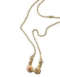 Oak Madonna necklace