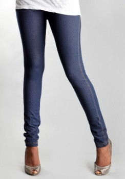 So Low Twill Jean Leggings