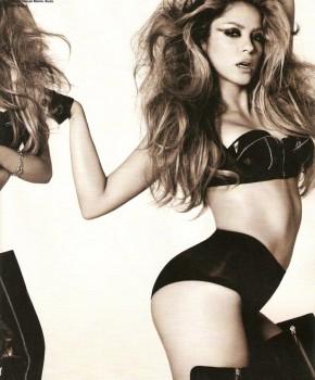Shakira i-D magazine